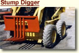 Stump Digger
